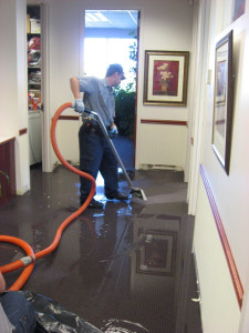 Water Removal Service in Jacksonville Fl
